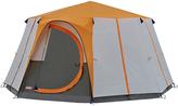 Coleman Cortes Octagon Tent (8 Person) - Grey/Orange