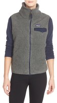 Patagonia 'Snap-T' Fleece Vest