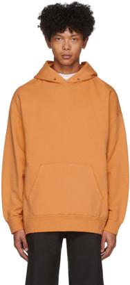 Visvim Orange JV Hoodie