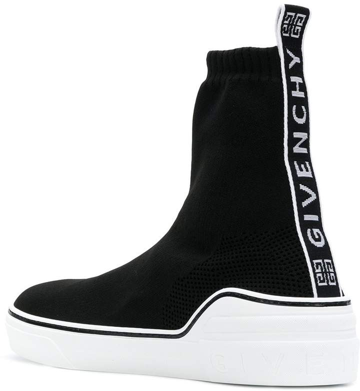 Givenchy George v high sneakers