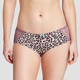 Marie Meili Curvy Women's Christa Hipster - Dusty Mauve