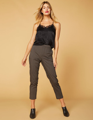 West Of Melrose Stripe Me Up Trousers