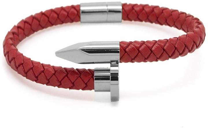 Chevalier Project Red Nail Bracelet