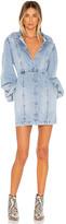 Free People Mia Denim Mini Dress