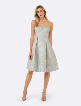 Ever New Anna Jacquard Prom Dress