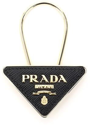 Prada Triangle Key Charm