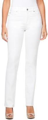 Bandolino Women's Mandie Straight-Leg Jeans