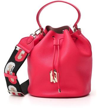 Furla Sleek Bucket Bag