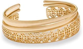 Kendra Scott Tiana Pinch Bracelet Set in Filigree