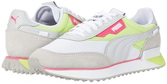 Puma Future Rider Neon Play (Gray Violet/Sharp Green) Men's Shoes