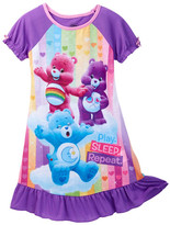 Komar Care Bears Gown (Toddler Girls)