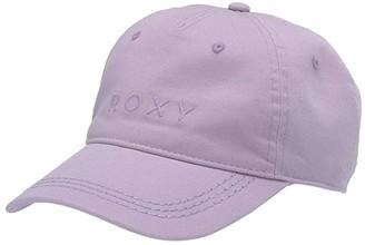 Roxy Dear Believer Baseball Hat (Mauve Shadows) Caps