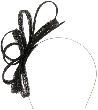 Collection Small Sinemay Loops Fascinator