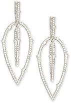 Stephen Webster Thorn Detachable-Drop Diamond Earrings