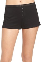Naked Women's Pima Cotton Sleep Shorts