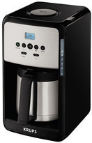 Krups ET351050 - Savoy Programmable Thermal Filter Coffee Maker