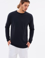 Publish LS Drop Shoulder Tee