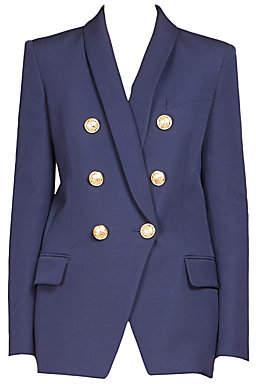 Balmain Women's Veste Six Button Blazer