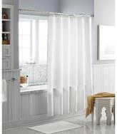 Threshold Multi-Stripe Shower Curtain - Winter White