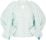 DELPOZO Jacket With Bow On Cuff
