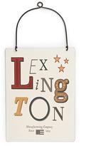 Lexington Company Lexington Printed Metal Sign
