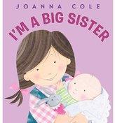 Harper Collins I'm A Big Sister Book