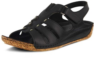 Spring Step Women's Evelin Flat Sandal