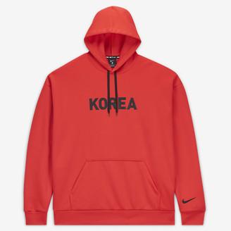 Nike Men's Pullover Soccer Hoodie Korea