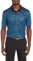 adidas Relaxed Fit Graphic Climachill ® Golf Polo
