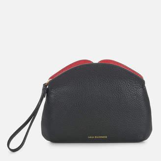 Lulu Guinness Women's Peekaboo Lip Clover Clutch Bag