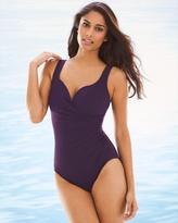 Soma Intimates Wraptress Once Piece Swimsuit