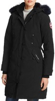 Canada Goose Kensington Fur-Trim Down Coat - 100% Bloomingdale's Exclusive