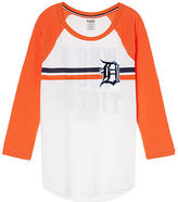 PINK Detroit Tigers Bling Perfect Baseball Tee