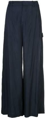 Opening Ceremony wide-leg trousers