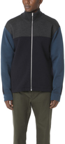 Marni Long Sleeve Zip Sweatshirt