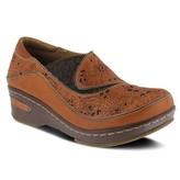 Spring Step L'Artiste Leather Slip-On Clogs - Brankla