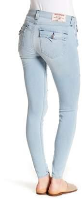 True Religion Mid-Rise Curvy Skinny Jeans