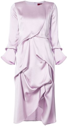 Sies Marjan Noemi long sleeve dress