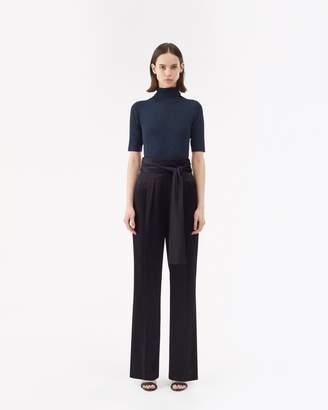 3.1 Phillip Lim Ribbed Metallic Body Suit