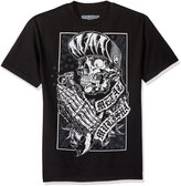 Metal Mulisha Men's Plus Size Corner Tee