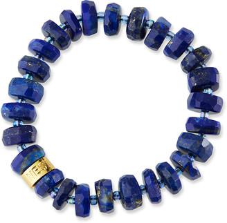 Nest Jewelry Lapis Stretch Bracelet
