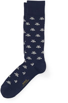 Ralph Lauren Bee Trouser Socks