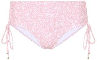 Jonathan Simkhai Kimberly floral bikini bottoms
