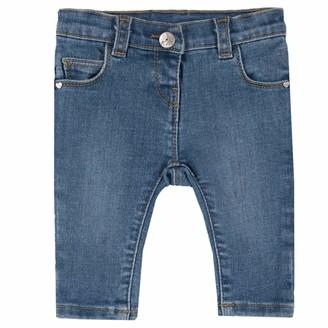 Chicco Girls Pantaloni Lunghi Jeans Denim Stretch Bimba