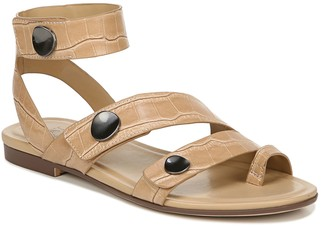 Naturalizer Leather Ankle-Strap Sandals - Tassy