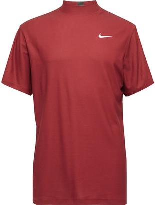 Nike Tiger Woods Dri-Fit Mock-Neck Golf Top