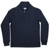Etiquette Clothiers Hudson Classic Varsity Loopback French Terry Sweatshirt