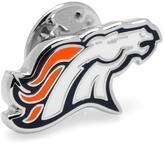 Ice Denver Broncos Lapel Pin