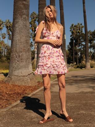 Lost + Wander Garden Of Delight Cami Mini Dress