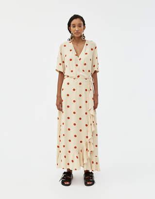 Just Female Adelia Wrap Dress